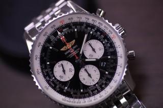 「BRITLINGの腕時計」