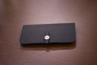 「HERMESの財布」